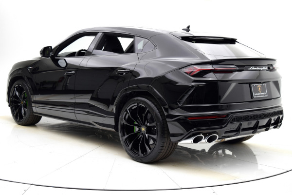 New 2021 Lamborghini Urus for sale Call for price at F.C. Kerbeck Lamborghini Palmyra N.J. in Palmyra NJ 08065 4