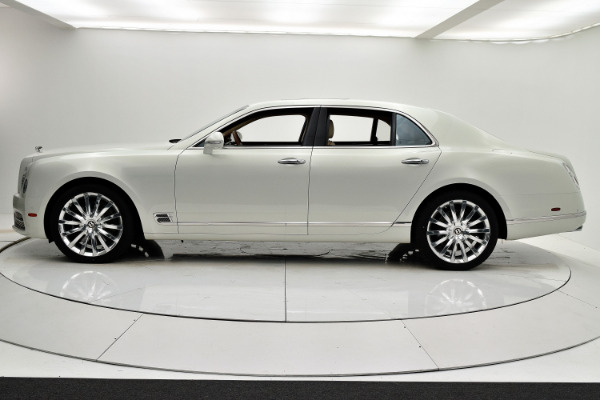 Used 2020 Bentley Mulsanne for sale $269,880 at F.C. Kerbeck Lamborghini Palmyra N.J. in Palmyra NJ 08065 3