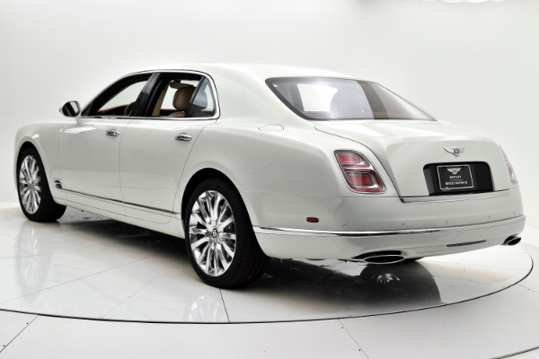 Used 2020 Bentley Mulsanne for sale $269,880 at F.C. Kerbeck Lamborghini Palmyra N.J. in Palmyra NJ 08065 4