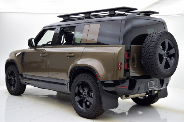 Used 2020 Land Rover Defender First Edition for sale $74,880 at F.C. Kerbeck Lamborghini Palmyra N.J. in Palmyra NJ 08065 4