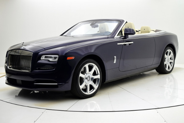Used Used 2016 Rolls-Royce Dawn for sale <s>$430,470</s> | <span style='color: red;'>$255,880</span> at F.C. Kerbeck Lamborghini Palmyra N.J. in Palmyra NJ