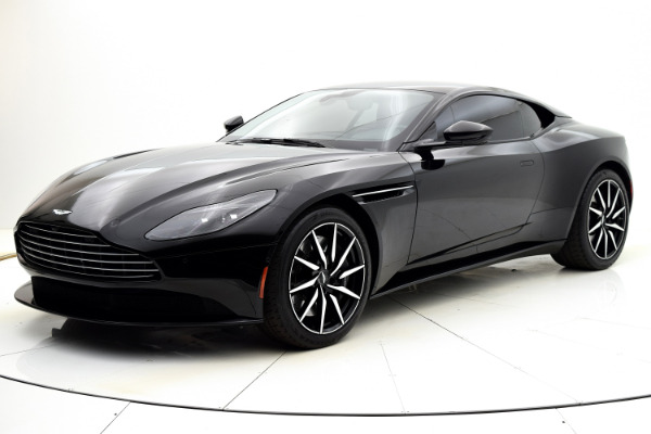 Used Used 2018 Aston Martin DB11 V8 Coupe for sale <s>$217,564</s> | <span style='color: red;'>$159,880</span> at F.C. Kerbeck Lamborghini Palmyra N.J. in Palmyra NJ