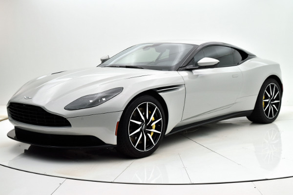 Used Used 2018 Aston Martin DB11 V8 Coupe for sale <s>$236,579</s> | <span style='color: red;'>$165,880</span> at F.C. Kerbeck Lamborghini Palmyra N.J. in Palmyra NJ