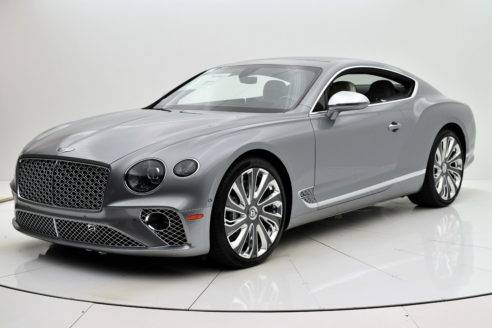 New 2021 Bentley Continental GT V8 Mulliner Coupe for sale Sold at F.C. Kerbeck Lamborghini Palmyra N.J. in Palmyra NJ 08065 2