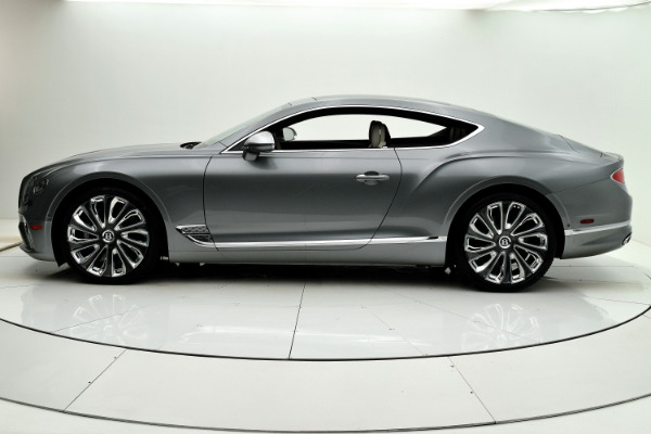 New 2021 Bentley Continental GT V8 Mulliner Coupe for sale Sold at F.C. Kerbeck Lamborghini Palmyra N.J. in Palmyra NJ 08065 3