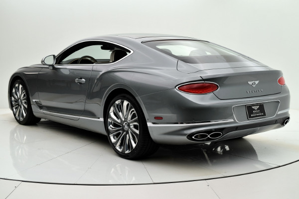 New 2021 Bentley Continental GT V8 Mulliner Coupe for sale Sold at F.C. Kerbeck Lamborghini Palmyra N.J. in Palmyra NJ 08065 4