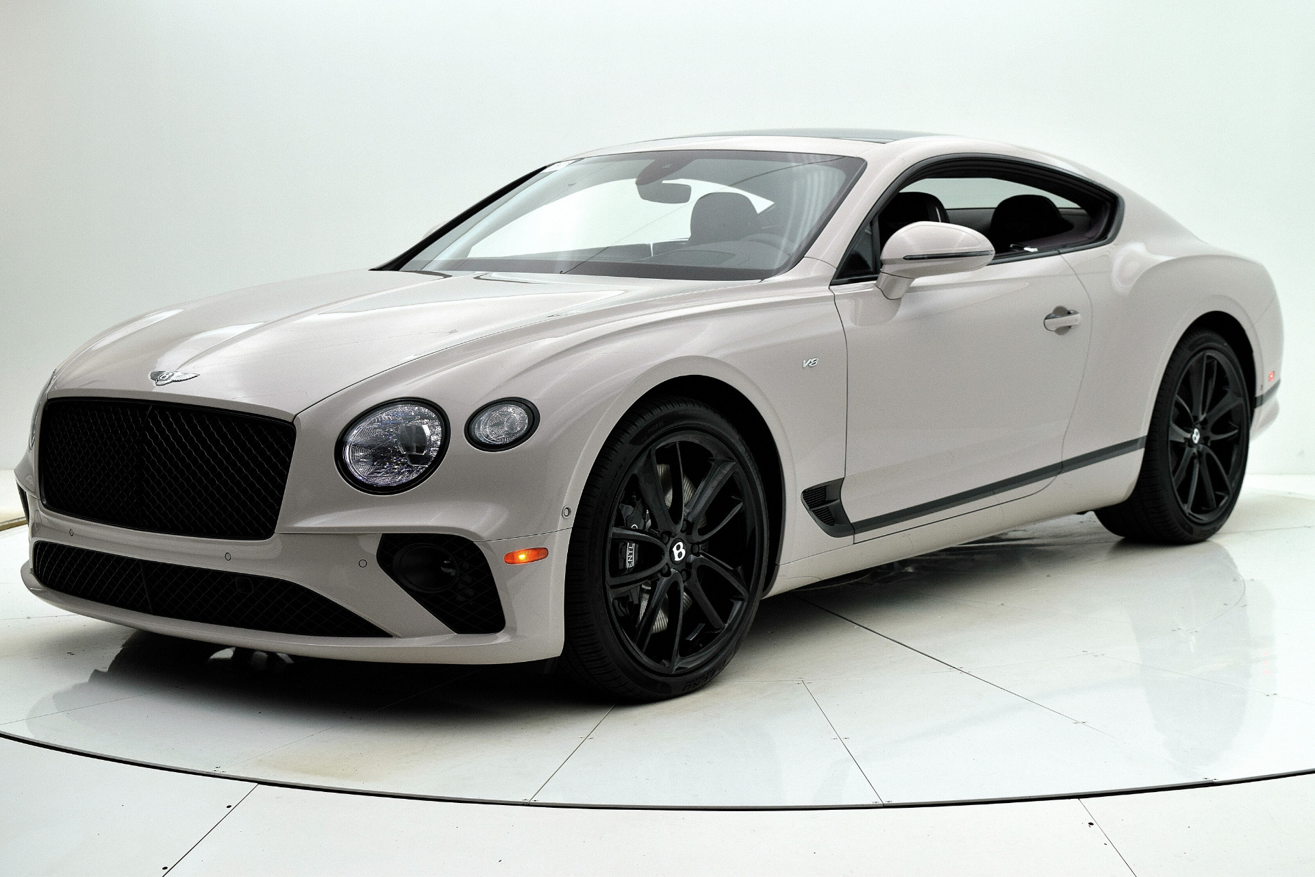 New 2021 Bentley Continental GT V8 for sale Call for price at F.C. Kerbeck Lamborghini Palmyra N.J. in Palmyra NJ 08065 2