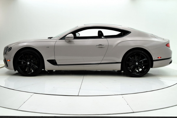 New 2021 Bentley Continental GT V8 for sale Call for price at F.C. Kerbeck Lamborghini Palmyra N.J. in Palmyra NJ 08065 3