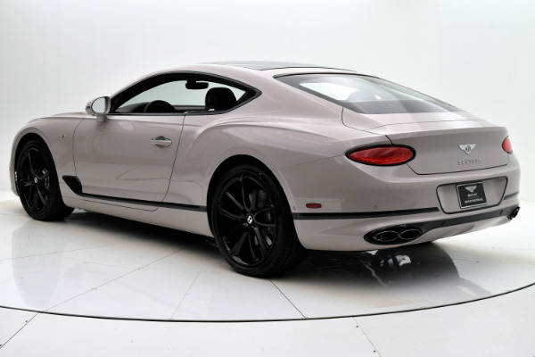 New 2021 Bentley Continental GT V8 for sale Call for price at F.C. Kerbeck Lamborghini Palmyra N.J. in Palmyra NJ 08065 4