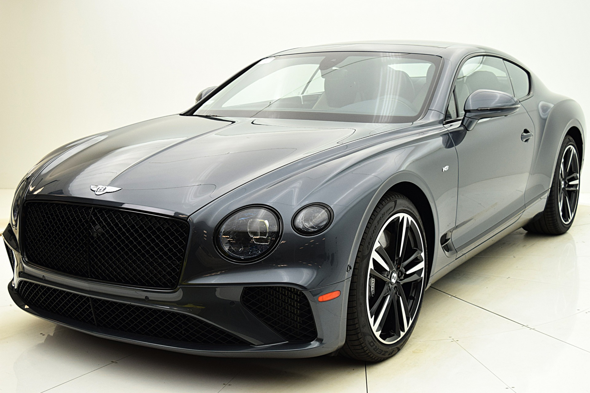 Used 2021 Bentley Continental GT V8 Coupe for sale $250,430 at F.C. Kerbeck Lamborghini Palmyra N.J. in Palmyra NJ 08065 2