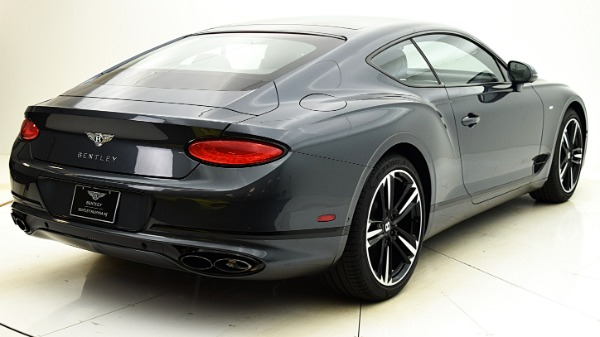 Used 2021 Bentley Continental GT V8 Coupe for sale $250,430 at F.C. Kerbeck Lamborghini Palmyra N.J. in Palmyra NJ 08065 4