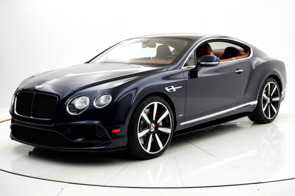 Used 2016 Bentley Continental GT V8 S Coupe for sale Sold at F.C. Kerbeck Lamborghini Palmyra N.J. in Palmyra NJ 08065 2