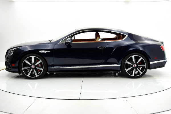Used 2016 Bentley Continental GT V8 S Coupe for sale $139,880 at F.C. Kerbeck Lamborghini Palmyra N.J. in Palmyra NJ 08065 3