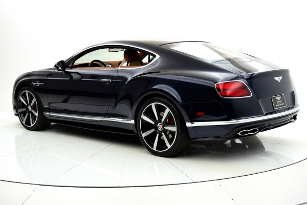 Used 2016 Bentley Continental GT V8 S Coupe for sale Sold at F.C. Kerbeck Lamborghini Palmyra N.J. in Palmyra NJ 08065 4