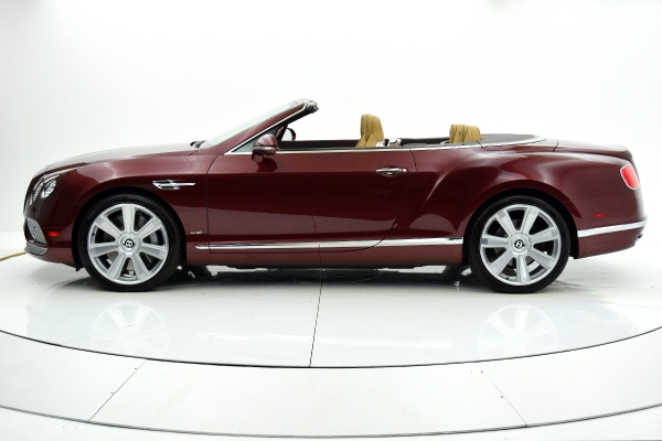 Used 2016 Bentley Continental GT W12 Convertible for sale $139,880 at F.C. Kerbeck Lamborghini Palmyra N.J. in Palmyra NJ 08065 3