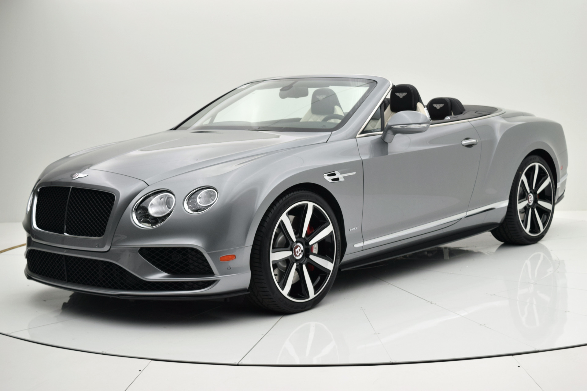 Used 2016 Bentley Continental GT V8 S Convertible for sale $164,880 at F.C. Kerbeck Lamborghini Palmyra N.J. in Palmyra NJ 08065 2
