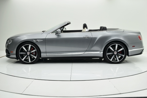 Used 2016 Bentley Continental GT V8 S Convertible for sale $164,880 at F.C. Kerbeck Lamborghini Palmyra N.J. in Palmyra NJ 08065 3