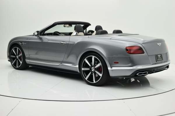 Used 2016 Bentley Continental GT V8 S Convertible for sale Sold at F.C. Kerbeck Lamborghini Palmyra N.J. in Palmyra NJ 08065 4