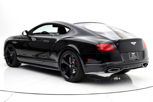 Used 2017 Bentley Continental GT Speed Coupe for sale Sold at F.C. Kerbeck Lamborghini Palmyra N.J. in Palmyra NJ 08065 4