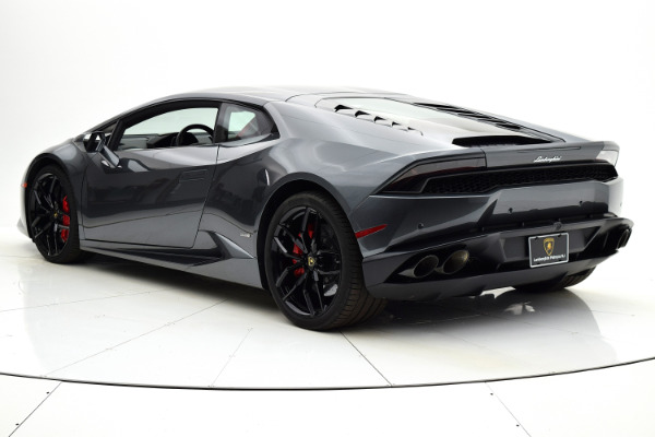 Used 2015 Lamborghini Huracan LP610-4 for sale Sold at F.C. Kerbeck Lamborghini Palmyra N.J. in Palmyra NJ 08065 4