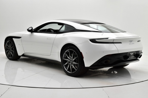 New 2018 Aston Martin DB11 V12 for sale $179,880 at F.C. Kerbeck Lamborghini Palmyra N.J. in Palmyra NJ 08065 4