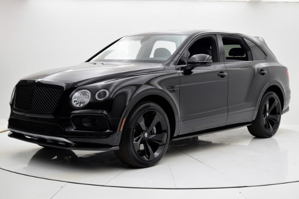 Used 2018 Bentley Bentayga Black Edition for sale Sold at F.C. Kerbeck Lamborghini Palmyra N.J. in Palmyra NJ 08065 2