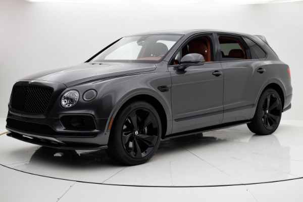 Used Used 2018 Bentley Bentayga Black Edition for sale <s>$258,315</s> | <span style='color: red;'>$149,880</span> at F.C. Kerbeck Lamborghini Palmyra N.J. in Palmyra NJ