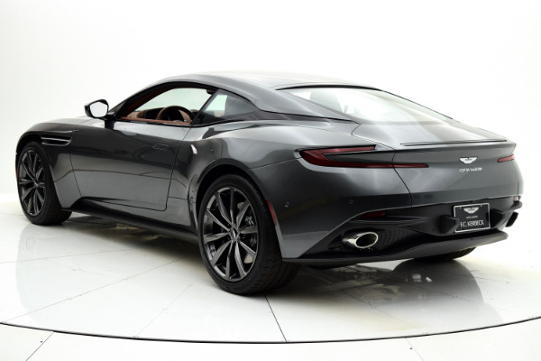 New 2019 Aston Martin DB11 V8 Coupe for sale Sold at F.C. Kerbeck Lamborghini Palmyra N.J. in Palmyra NJ 08065 4