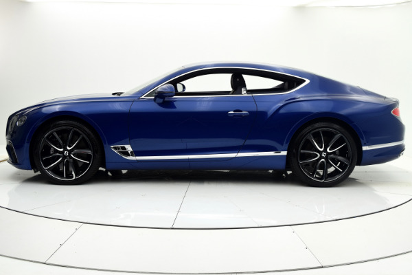 New 2020 Bentley New Continental GT Coupe for sale Sold at F.C. Kerbeck Lamborghini Palmyra N.J. in Palmyra NJ 08065 2