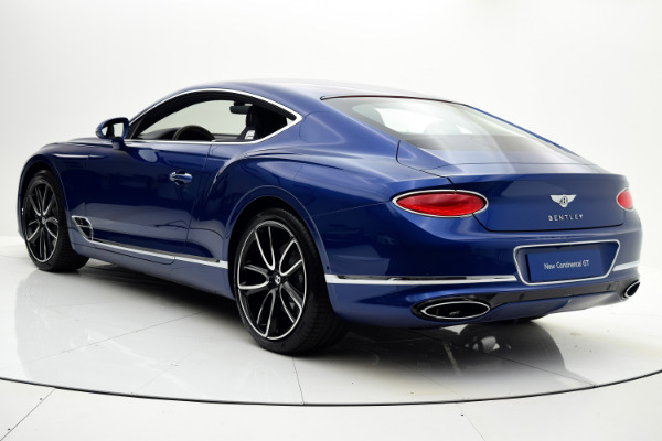 New 2020 Bentley New Continental GT Coupe for sale Call for price at F.C. Kerbeck Lamborghini Palmyra N.J. in Palmyra NJ 08065 3