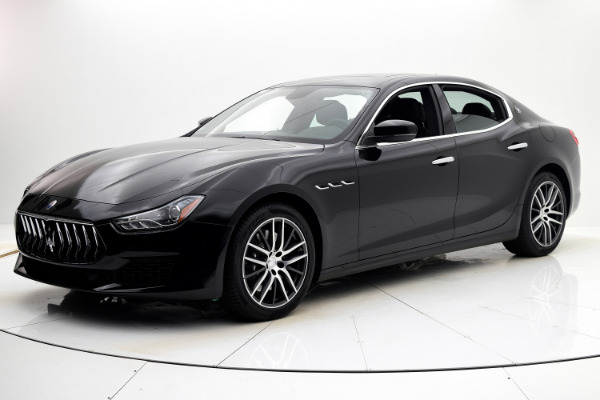 New 2019 Maserati Ghibli SQ4 for sale Sold at F.C. Kerbeck Lamborghini Palmyra N.J. in Palmyra NJ 08065 2