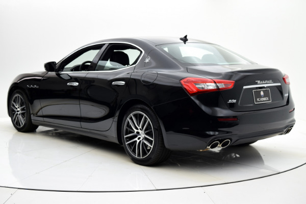 New 2019 Maserati Ghibli SQ4 for sale Sold at F.C. Kerbeck Lamborghini Palmyra N.J. in Palmyra NJ 08065 4