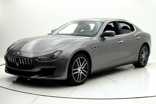 New New 2019 Maserati Ghibli SQ4 for sale <s>$86,290</s> | $64,040 at F.C. Kerbeck Lamborghini Palmyra N.J. in Palmyra NJ