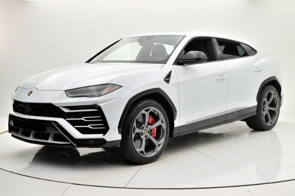 Used 2019 Lamborghini Urus for sale Sold at F.C. Kerbeck Lamborghini Palmyra N.J. in Palmyra NJ 08065 2