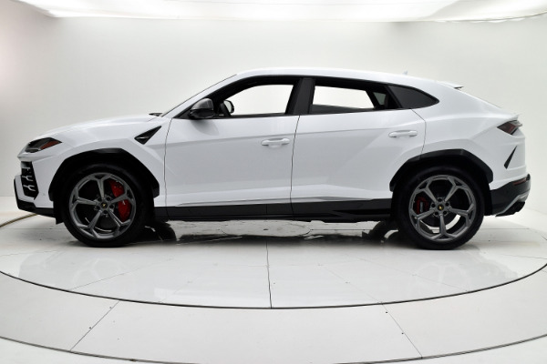 Used 2019 Lamborghini Urus for sale Sold at F.C. Kerbeck Lamborghini Palmyra N.J. in Palmyra NJ 08065 3