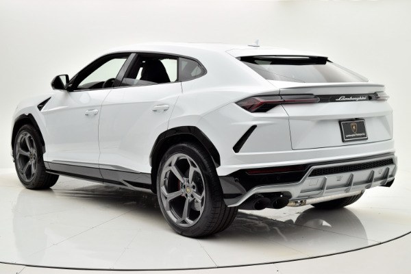 Used 2019 Lamborghini Urus for sale Sold at F.C. Kerbeck Lamborghini Palmyra N.J. in Palmyra NJ 08065 4