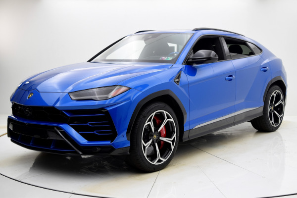 Used Used 2019 Lamborghini Urus for sale <s>$248,578</s> | <span style='color: red;'>$219,880</span> at F.C. Kerbeck Lamborghini Palmyra N.J. in Palmyra NJ