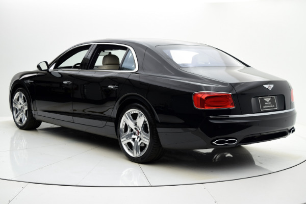 Used 2015 Bentley Flying Spur V8 for sale $119,880 at F.C. Kerbeck Lamborghini Palmyra N.J. in Palmyra NJ 08065 4